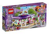 Le café des arts d'Emma LEGO Friends, 378 pces | Legonull