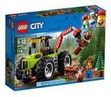 Le tracteur forestier LEGO City, 174 pces | Legonull