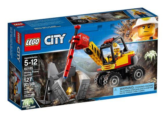 LEGO City Mining Power Splitter, 127-pc Product image