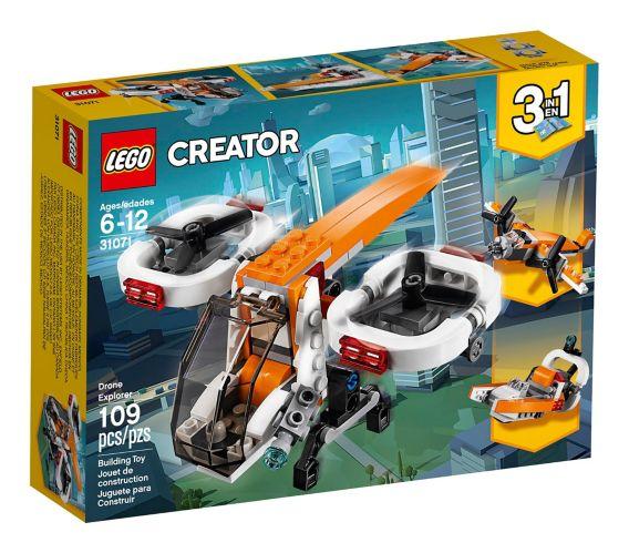 LEGO Creator Drone Explorer, 109-pc Product image