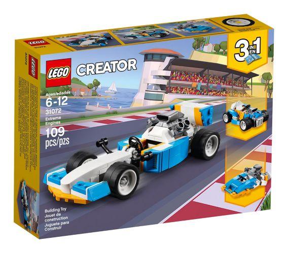 Les moteurs extrêmes LEGO Creator, 109 pces Image de l'article