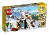 Les vacances d'hiver modulaires LEGO Creator, 374 pces | Legonull