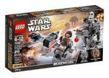 LEGO Star Wars Ski Speeder vs. First Order Walker Microfighters, 216-pc | Legonull