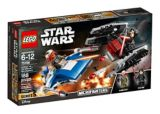 LEGO Star Wars A-Wing vs. TIE Silencer Microfighters, 188-pc | Legonull