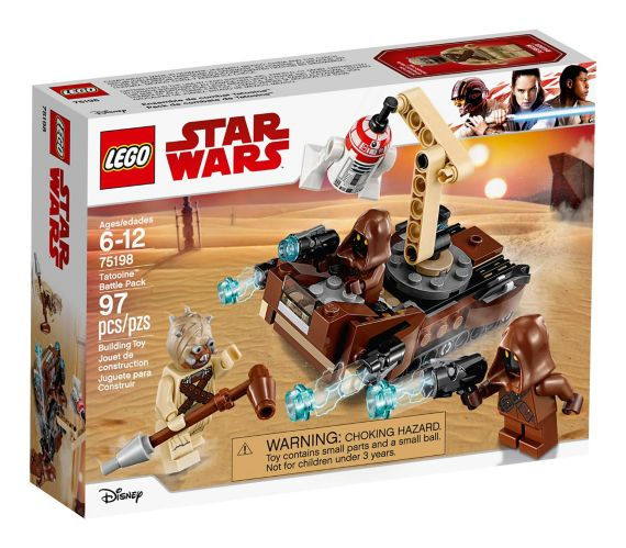 LEGO Star Wars Tatooine™ Battle Pack, 97-pc Product image