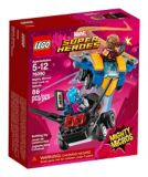 LEGO Marvel Super Heroes, Mighty Micros : Star-Lord vs. Nebula, 86 pces | Legonull