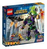 L'attaque du robot de Lex Luthor LEGO DC Super Heroes, 406 pces | Legonull