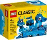 LEGO Classic, briques bleues créatives, 11006 | Legonull