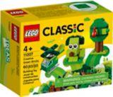 LEGO® Classic Creative Green Bricks - 11007 | Legonull