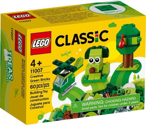 LEGO® Classic Creative Green Bricks - 11007 Product image