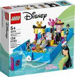 LEGO® Disney Mulan's Storybook Adventures - 43174 | Legonull