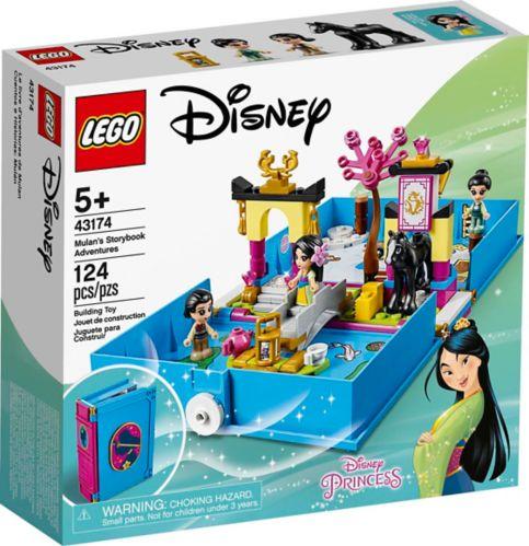LEGO® Disney Mulan's Storybook Adventures - 43174 Product image