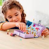 LEGO Disney, Le livre d'aventures d'Anna et Elsa, 43175 (133 pièces) | Legonull