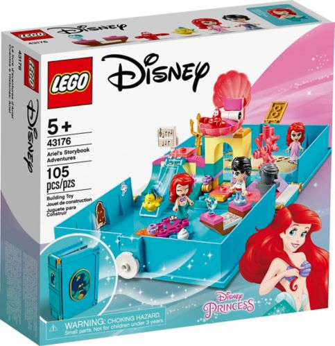 LEGO® Disney Ariel's Storybook Adventures - 43176