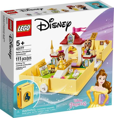 LEGO Disney, Le livre d'aventures de Belle, 43177 Image de l'article