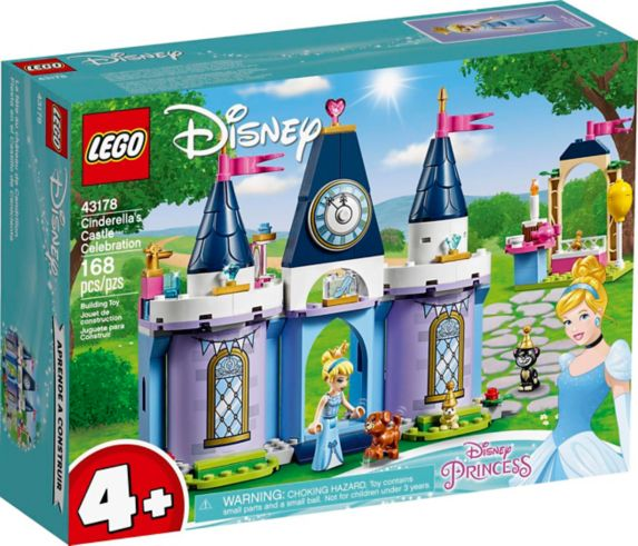 LEGO Disney, La fête au château de Cendrillon, 43178 Image de l'article