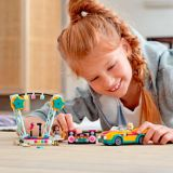 LEGO® Friends Andrea's Car & Stage - 41390 | Legonull