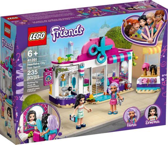 LEGO® Friends Heartlake City Hair Salon - 41391