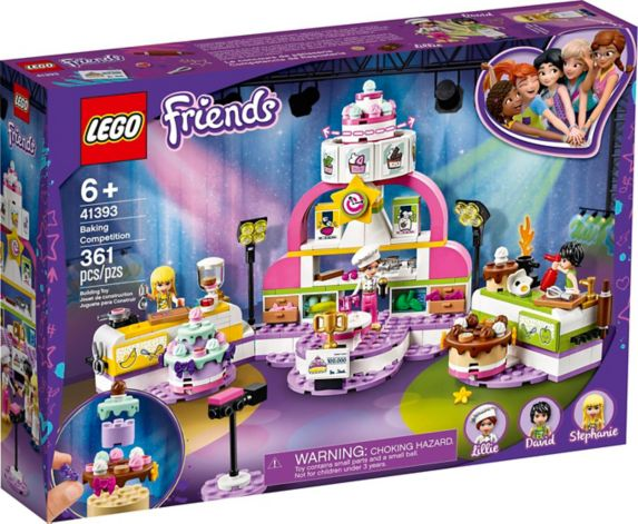 LEGO® Friends Baking Competition - 41393 Product image