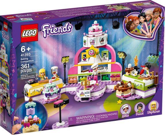 LEGO Friends, concours de pâtisserie, 41393 Image de l'article