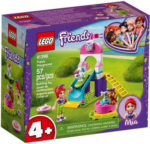 LEGO® Friends Puppy Playground - 41396 Product image
