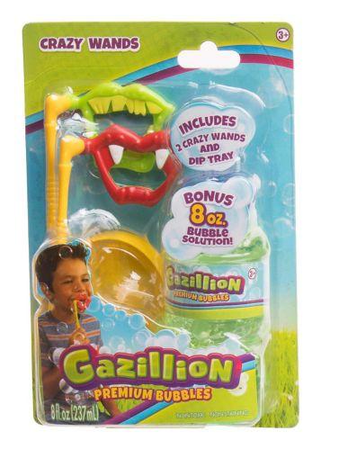 Gazillion Crazy Wands Premium Bubble Solution Product image