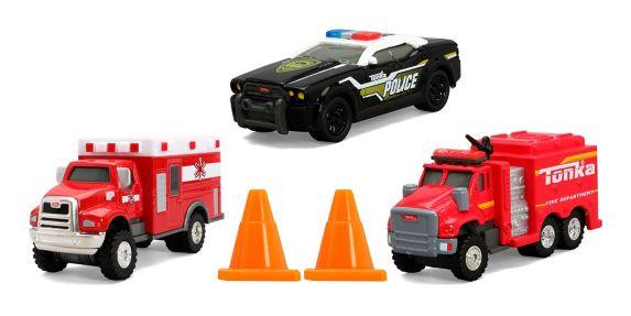 Mini-véhicules Tonka Tinys, choix varié Image de l'article