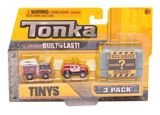 Mini-véhicules Tonka Tinys, choix varié, paq. 3 | Tonkanull