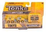 Tonka Tinys Vehicles, Assorted, 3-pk | Tonkanull