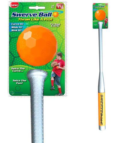 Bâton et balle Swerve Ball Image de l'article
