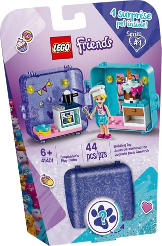 LEGO® Friends Stephanie's Play Cube - 41401