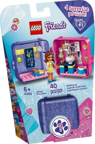 LEGO Friends, Le cube de jeu d'Olivia, 41402 Image de l'article