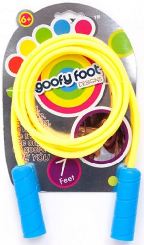 Goofy Foot Basic Jump Rope