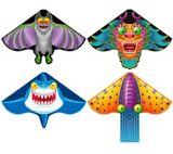 Breezy Delta Kites, Assorted | X-Kitesnull