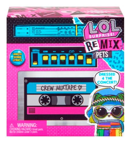 L.O.L. Surprise! Remix Pets, Assorted