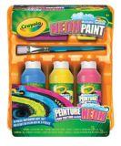 Crayola Neon Sidewalk Chalk Paint Tray | Crayolanull