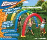 Banzai Splash Tunnel Sprinkler | Banzainull