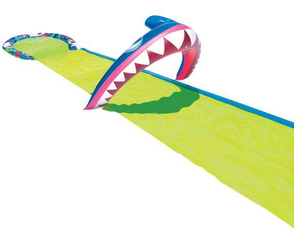 Glissade d'eau Banzai requin, 16 pi
