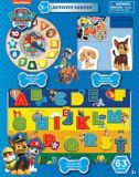 Licensed Peppa Pig & Paw Patrol 3-in-1 Wood Puzzle Activity Centre, Assorted | TCGnull
