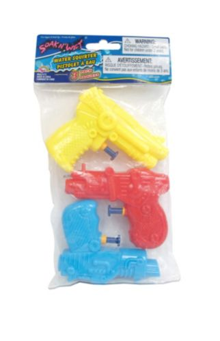 Water Soakers, 3-pk Product image