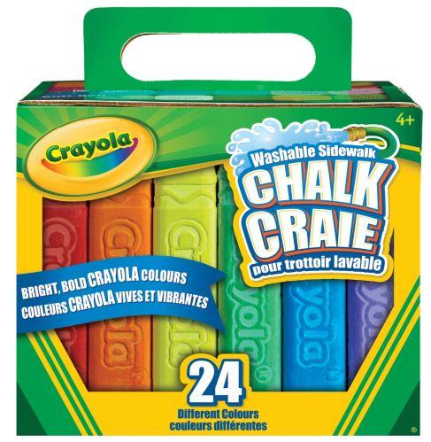 Crayola Sidewalk Chalk Product image