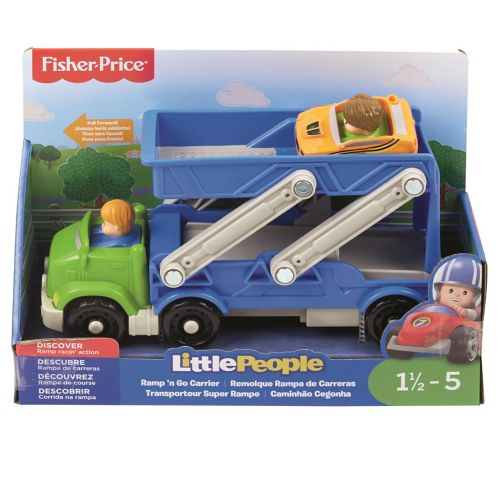 Fisher-Price Little People® Ramp 'n Go Carrier Product image