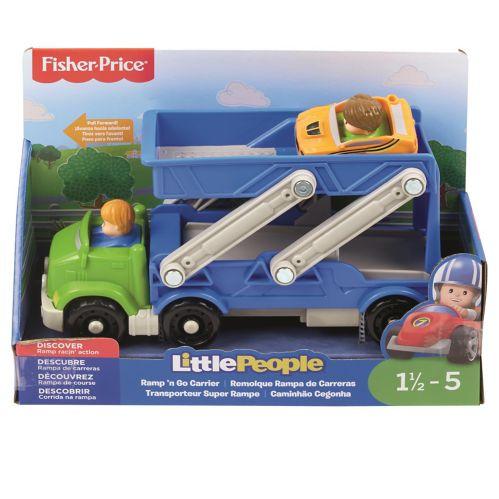Mallette Fisher-Price Little PeopleMD Ramp 'n Go Image de l'article