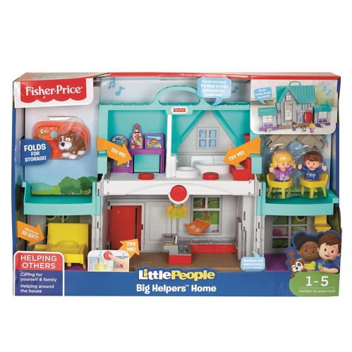 Fisher-Price Little People® Big Helpers™ Home