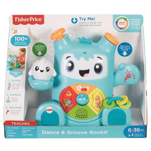 Fisher-Price® Dance & Groove Rockit™ Product image