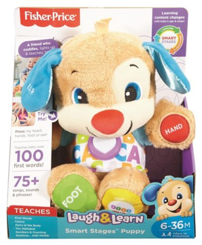 Fisher Price Laugh & Learn® Smart Stages™ Puppy Product image
