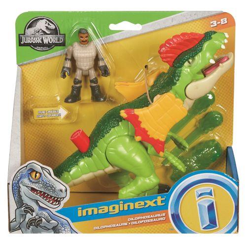 Imaginext® Jurassic WorldPlayset, Assorted Product image
