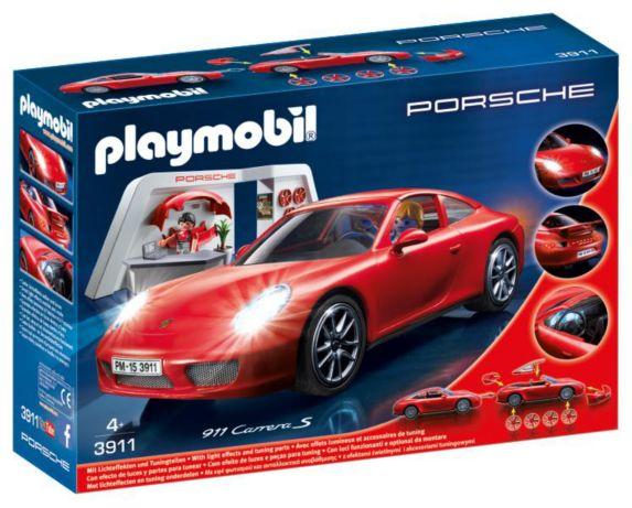 PLAYMOBIL Porsche 911 Targa 4S Playset Product image