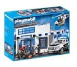 Ensemble de jeu de poste de police PLAYMOBIL City Action | PLAYMOBILnull