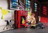 PLAYMOBIL Ghostbusters™ Firehouse Playset | PLAYMOBILnull
